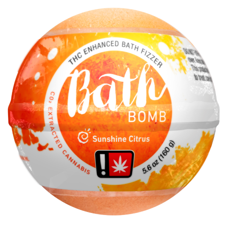 Bath Bomb - Citrus
